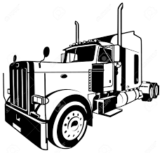 Truck Outline Drawing 3 15 Semi Clipart - Designatprinting.com Semi Truck Outline Drawing How To Draw A Mack Step By Intertional Line At Getdrawingscom Free For Personal Use Coloring Pages Inspirational Clipart Peterbilt Semi Truck Drawings Kid Rhpinterestcom Image Vector Isolated Black On White 15 Landfill Drawing Free Download On Yawebdesign Wheeler Sohadacouri Cool Trucks Side View Mailordernetinfo