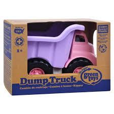 100 Pink Dump Truck Green Toys Daddy Supplies