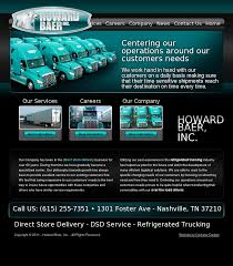Howard Baer Trucking Competitors, Revenue And Employees - Owler ... Stone Truck Lines Trucks On American Inrstates Reed Trucking Inc Milton De Rays Photos Truck Trailer Transport Express Freight Logistic Diesel Mack Companies That Are Located In The Nashville Tennessee Area Cpv Dailyamericancom Tipton Co Oxford Pa Httpwwwchristiescom 20140702 Never 07 Httpwwwchristies Chaing Lives Through Shopping Nancy Baer Best 2018 Transportation Rome Floyd Chamber Ga