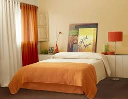 Orange Bedroom Decorating Ideas Inspiring Good Adding Colors To Creative