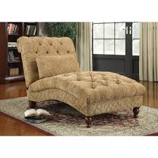 100 Bedroom Chaise Lounge Chair Shop Traditional Tufted Upholstered With Pillow