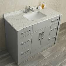 Distressed Bathroom Vanity Gray by Bathroom Single Sink Bathroom Vanity 37 Style Selections