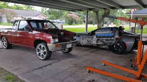 Started My New Project! 97 LS1 Swap Nissan Frontier - LS1TECH ... 1996 Chevrolet Ck Vortec V8 Pace Truck Started My New Project 97 Ls1 Swap Nissan Frontier Ls1tech Million Mile Tundra 2018 Jeep Wrangler Turbo I4 Titan Repost Gottibug The All Shined Up Tintalk Titanup Amazoncom 9097 Pickup D21 Hardbody Chrome Parking 1997 User Reviews Cargurus 2008 1m Autos Nigeria Information And Photos Momentcar 15 Nissans That Get An Enthusiast Thumbsup Motor Trend Twelve Trucks Every Guy Needs To Own In Their Lifetime Frontier Black Rims Find The Classic Of Your Dreams For Sale Youtube