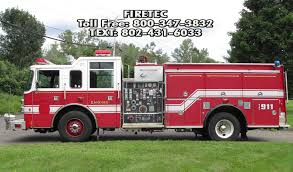 100 Pierce Fire Trucks For Sale 2000 Dash With 1500 Gpm Waterous Pump And Poly Tank For Sale
