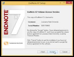 Lsu Help Desk Number by Endnote X7 Installation Windows Grok Knowledge Base