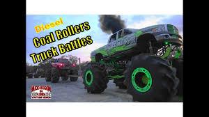Coal Rollin' Monster Trucks