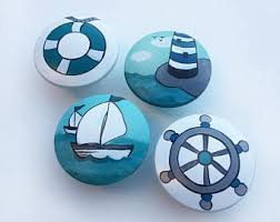 Nautical Drawer Pulls Canada by Nautical Chest Knobs Etsy