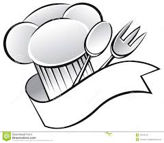 Download Utensils And Chef Hat Clipart