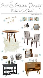 Storyboard: Small Space Dining - Modern Southwest - American ...