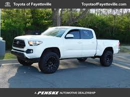 100 Used Toyota Tacoma Trucks For Sale 2016 SR5 Double Cab 2WD LB V6 Automatic At