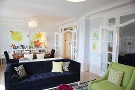 Brown Sofa Decorating Living Room Ideas by Navy Blue Sofa Show Me Your Navy Blue Sofa Home Decorating