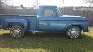 1963 Ford F100 Classics For Sale - Classics On Autotrader