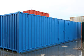100 Shipping Container 40ft STORAGE CONTAINERS Side Doors Manchester 444000 31ft To