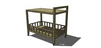 free diy furniture plans how to build a jasper serving and bar