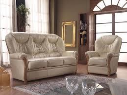 canape cuir rustique canape 3 places cuir rustique canapé idées de décoration de