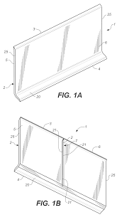Johnsonite Rubber Tile Maintenance Instructions by Patent Us7914878 Grooved Corner Ready Wall Base Google Patents