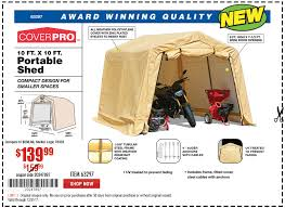Harbor Freight Storage Shed by See What U0027s New At Harbor Freight