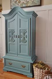 96 Best Chalk Paint Armoire Images On Pinterest | Furniture ... Bedroom Tv Armoire Best Home Design Ideas Stesyllabus Chalk Paint Makeover Nyc Armoires And Wardrobes For Your Or Apartment At Abc Transformed Twicefishing Up With Artsy Custom Cabinet Desk Creative Of Doll Wardrobe Shabby Chic Light Blue Coat Closet Tammy Jewelry Multiple Colors By Acme 70acme97169 How To Install Mirrored Steveb Interior Distressed For Dinnerware Create A Awesome 19th Century French Antique