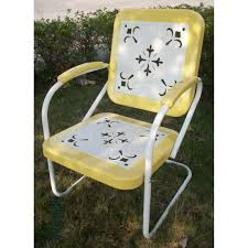 Retro Outdoor Chair, Multiple Colors - Walmart.com Vintage Studio Made Rocking Chair For Sale At 1stdibs Wooden Upholstered Platform Rockers Antique Chairs 1900s All Modern Or Spring Rocking Chair Collectors Weekly Antiques Restoration 1878 Glider 10 Steps With Bentleys Fniture Of Closed Attic Midcentury Rattan For Sale Pamono Teetertot Wooden Toy Vintage Nursery Rocker Etsy Childs Spring Rocker Red Find Fniture From All Eras Arriving Daily At New Uses Rare The Oldest Ive Ever Seen Parker Knoll 1960s Design Market
