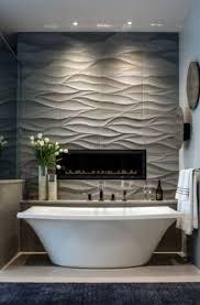 19 wave pattern tile design ideas contemporary bathroom