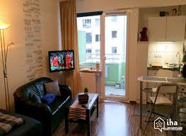 100 Apartment Dusseldorf 1 Bedroom Flat For Rent From 1 To 2 People