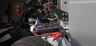 NOCO - 4000A Lithium Jump Starter - GB150 Howto Choose The Best Batteries For Your Truck Dieselpowerup Diesel Pickup Battery Awesome 85 Trucks 9second 2003 Dodge Ram Cummins Drag Race Voilamart Heavy Duty 1200amp 6m Car Jump Leads Booster Odelia Matheis 2015 Top 2011 Ford Vs Gm Shootout Power Podx Kit Is Designed Dual Battery Truckswith A Elon Musks New Truck Said To Have Revolutionary Got Batteries Resource Forums Negative Terminal Cable Ground Rh Side