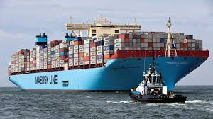 100 Shipping Container Shipping Alibaba BABA And Maersk Partner To Sell Container Ship