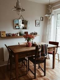 Rustic Chic Dining Room Ideas by Best 25 Rustic Dining Rooms Ideas On Pinterest Rustic Wall