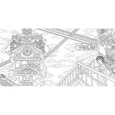 The Time Garden Is A Magical Adventure And Best Selling Debut Colouring Book From Korean Author Artist Daria Song