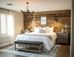 Rustic Farmhouse Style Master Bedroom Ideas 2