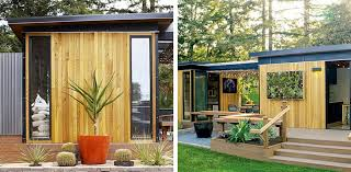 BLACK. WHITE. YELLOW.}: Prefab Cottage From Sunset Magazine I Love The Idea Of A Motherinlaw Suite So That My Grandma Could Decoration Kanga Room Systems Modern Modular Cabins Tiny Cottage Prefab Sunset Homes Set On Stilts Cool New Youtube Hummingbird Custom Home Studio Summerstyle 11 Best Backyard Office Images Pinterest Office For Your Inspiration Timbercab Prefab Timber Framed Cabin Fcab Small House Bliss