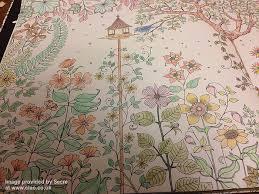 Secret Garden Coloring Book Uk Free Secret Garden Coloring Pages