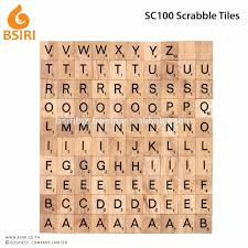 Standard Scrabble Tile Distribution by Scrabble Letters For Crafts Dictionary Buy Wooden Scrabble Board
