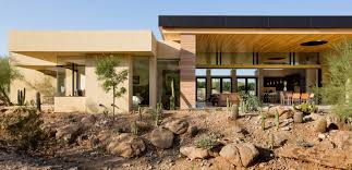 100 Desert House Design Rammed Earth Walls Tie This EcoFriendly Home To The