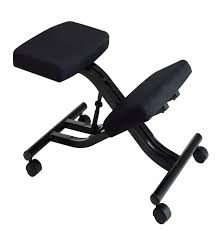 Swedish Kneeling Chair Amazon by Knee Chair Better Posture With A Kneeling Chair Ergonomic