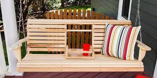 wood porch swing – massagroup