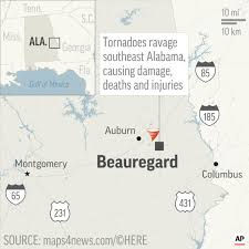 23 Dead Dozens Missing In Tornadoblasted Alabama Community