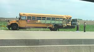 100 Truck Driving Schools Wisconsin 20 Injured In Crash Involving School Bus From Milwaukee