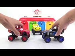 Cars 3 Deformation Egg The AutoBots McQueen Dinoco Mater JackStorm Transformation