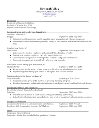 Journalism Communication Resume | Templates At ... 01 Year Experience Oracle Dba Verbal Communication Marketing And Communications Resume New Grad 011 Esthetician Skills Inspirational Business Professional Sallite Operator Templates To Example With A Key Section Public Relations Sample Communication Infographic Template Full Guide Office Clerk 12 Samples Pdf 2019 Good Examples Souvirsenfancexyz Digital Velvet Jobs By Real People Officer Community Service Codinator