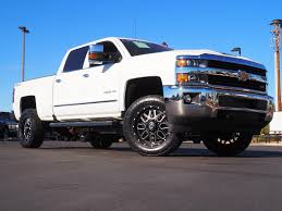 Used 2017 Chevrolet Silverado 2500 For Sale   Phoenix AZ Custom Trucks Lifted Okc Rick Jones Buick Gmc Cheap For Sale Texas Find 2018 New Sierra 1500 Truck For G114416 4x4 Lto Is Cracking Down On 4x4 Mods Off De Queen Used Vehicles Cars Broken Arrow Ok 74014 Jimmy Long Country 1500hp Diesel 9 Second 14 Mile Youtube 550 Horsepower Fireball Silverado Package Performance