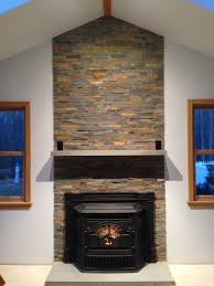 Superior Tile And Stone Gilroy by Need Help With Hearth Design For Pellet Stove Houzz For The
