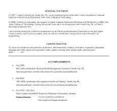 Sample Resume Safety Supervisor With