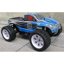 100 Electric Rc Monster Truck RC 110 Scale 4WD 111BL FREE SHIPPING RC