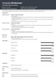 Financial Analyst Resume: Sample & Complete Guide [+20 Examples] Analyst Resume Templates 16 Fresh Financial Sample Doc Valid Senior Data Example Business Finance Template Builder Objective Project Samples Velvet Jobs Analytics Beautiful Mortgage Atclgrain Skills Entry Level Examples Credit Healthcare Financial Analyst Resume Pdf For