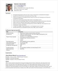Software Engineer Resume Example Free Word Pdf Documents Electrical Sample Doc Experienced Downloads