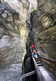 Gorge by Vorderkaser Gorge Saalachtaler Naturgewalten Vorderkaserklamm