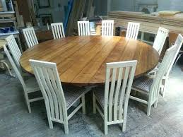 Dining Room Table Seating 12 Large Seats And Chairs