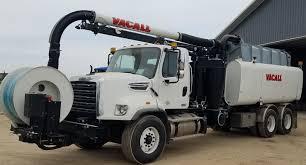 Vacuum Trucks | Hydroexcavator, Sewer Cleaner, Wet / Dry Air Mover ...