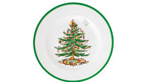 Spode Christmas Tree Gold by Choose Your Christmas China Southern Living